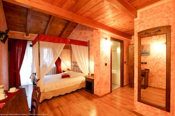 La Reina room - The suite
